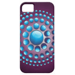 MODELO DE LA TURQUESA iPhone 5 Case-Mate CARCASAS