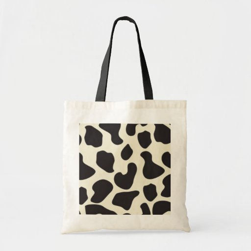 Modelo de la vaca de la piel de la vaca bolsa