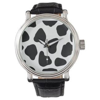 Modelo de la vaca reloj