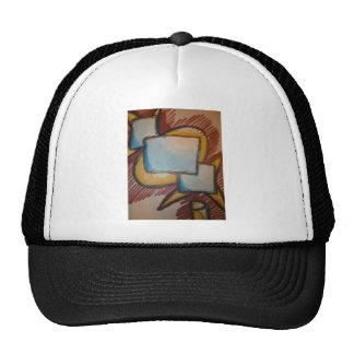 Modelo de la vida gorras