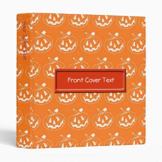 """Modelo de las calabazas de Halloween Carpeta 1"""""""