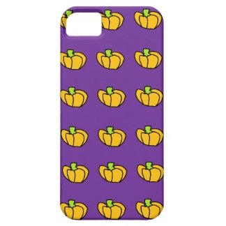 Modelo de las calabazas de Halloween iPhone 5 Case-Mate Cárcasas