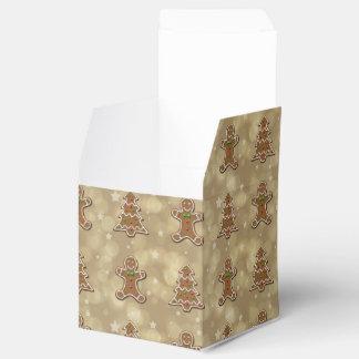 Modelo de las galletas del pan de jengibre - caja  paquetes de regalo para bodas