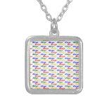 Modelo de las maneras del bingo 4 collar personalizado