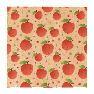 Modelo de las manzanas posavasos