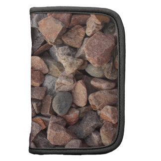 Modelo de las piedras de las rocas organizador