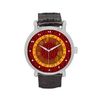 Modelo de Leo Reloj