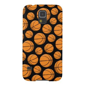 Modelo de los baloncestos funda de galaxy s5