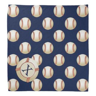 Modelo de los deportes de las bolas del béisbol bandana