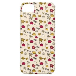 Modelo de los gorras de la flor de Minnie Mouse Funda Para iPhone SE/5/5s