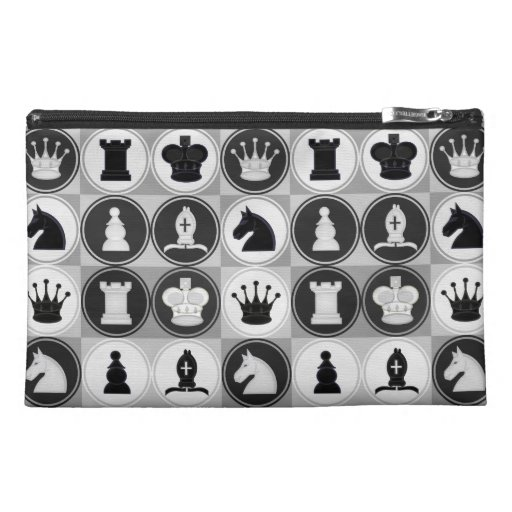 Modelo de los pedazos de ajedrez