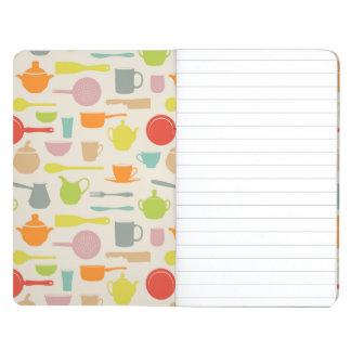 Modelo de los platos cuaderno