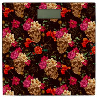 Modelo de los rosas de n de los cráneos ' báscula