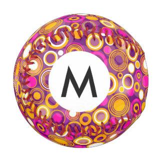 Modelo de lunar violeta