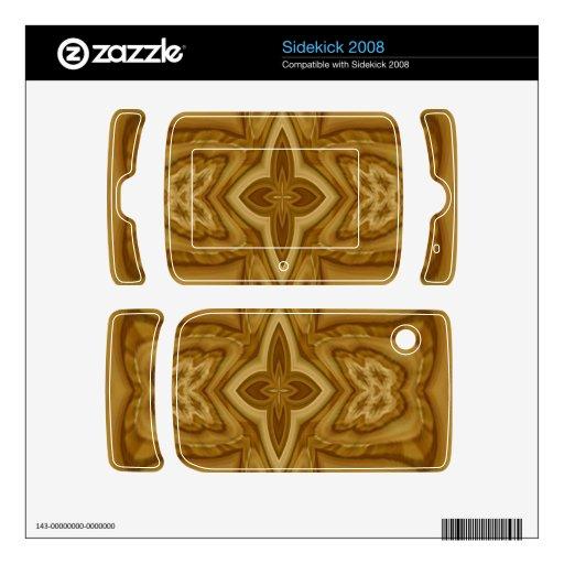 Modelo de madera abstracto sidekick 2008 skin