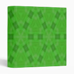 Modelo de madera abstracto verde