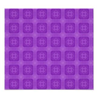 Modelo de madera elegante púrpura foto