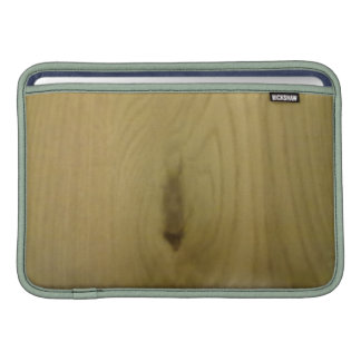 modelo de madera funda  MacBook