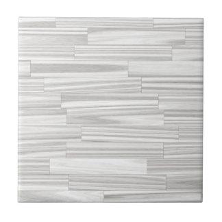 Modelo de madera gris blanco abstracto moderno del azulejo cuadrado pequeño