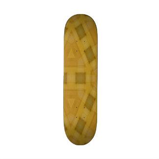 Modelo de madera moderno skateboard