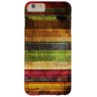 Modelo de madera multicolor funda para iPhone 6 plus barely there