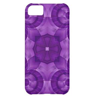 Modelo de madera púrpura abstracto