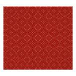 Modelo de madera rojo abstracto fotografías