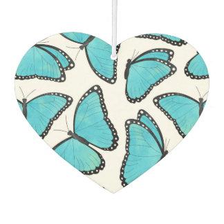 Modelo de mariposa azul de Morpho