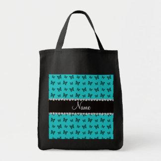 Modelo de mariposa conocido personalizado de la tu bolsa de mano