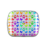 Modelo de mariposa del remolino del arco iris