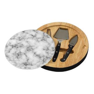 Modelo de mármol blanco