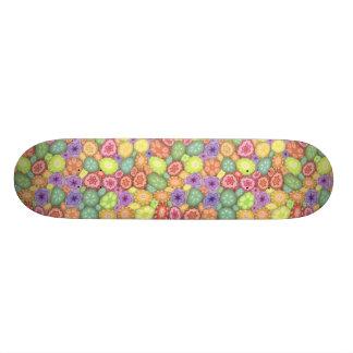 Modelo de Millefiori de la fruta cítrica de la Skateboards