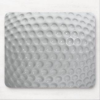 Modelo de mirada realista de la textura de la alfombrillas de ratón