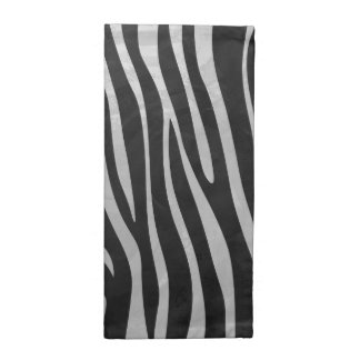 Modelo de moda del estampado de animales de la ceb servilletas imprimidas