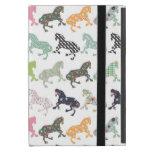 Modelo de moda fresco impresionante de los caballo iPad mini protector