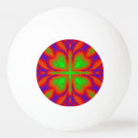 Modelo de moda moderno pelota de tenis de mesa
