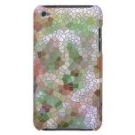 Modelo de mosaico de moda iPod touch Case-Mate cobertura