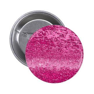Modelo de mosaico rosado pin redondo 5 cm
