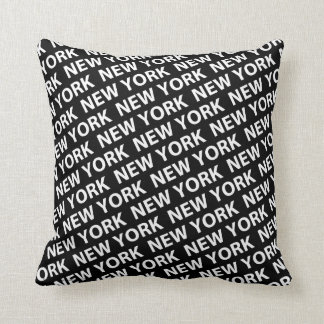 Modelo de Nueva York Cojín Decorativo