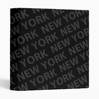 Modelo de Nueva York gris oscuro