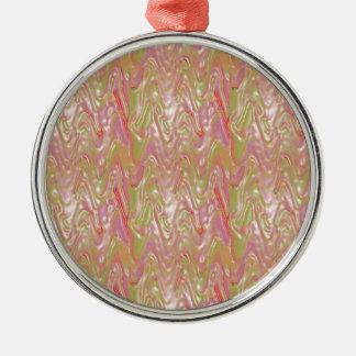 Modelo de onda de seda de la chispa: DIVERSIÓN art Adorno