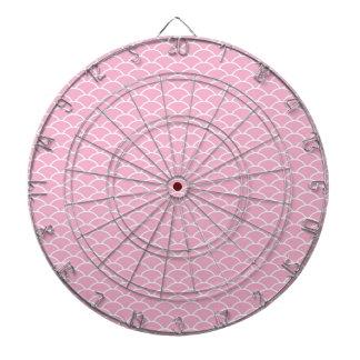 Modelo de onda rosado femenino Pt5 Tablero Dardos