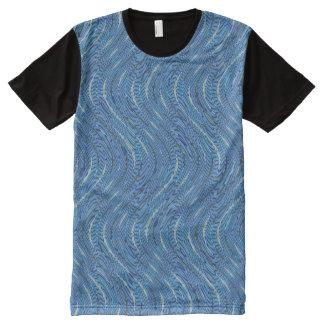 Modelo de ondas azul
