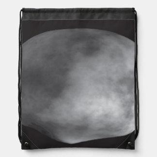 Modelo de ordenador del Vesta asteroide Mochila