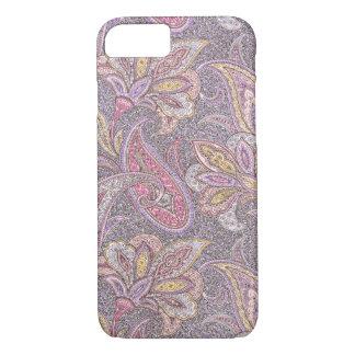 Modelo de Paisley y de flores Funda iPhone 7