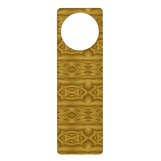 modelo de papel arrugado colgantes para puertas