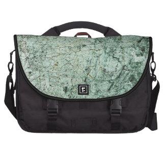 Modelo de piedra de mármol retro de la textura bolsas de portatil