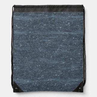 Modelo de piedra de mármol retro de la textura mochila