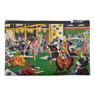 Modelo de pintura histórico clásico de Japón Bushi