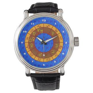 Modelo de Piscis Reloj